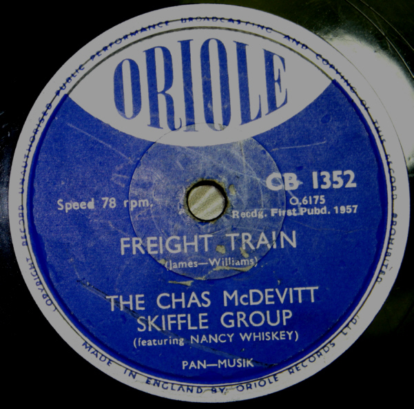 The Chas McDevitt Skiffle Group Featuring Nancy Whiskey - The Intoxicating Miss Whiskey